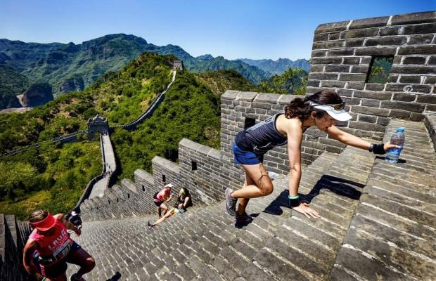 GREAT WALL MARATHON: БЕГОМ ПО ВЕЛИКОЙ КИТАЙСКОЙ СТЕНЕ