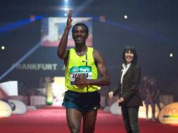 Sieger Frankfurt Marathon Lemma Sisay Kasaye