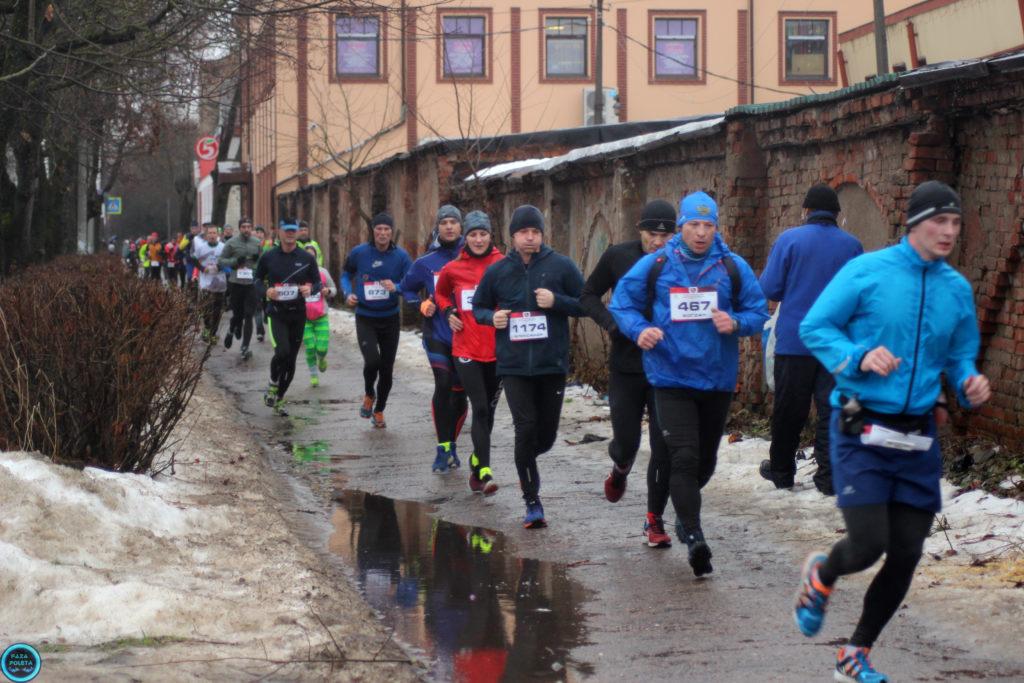 Маршрут проходит по историческим улицам Гатчины