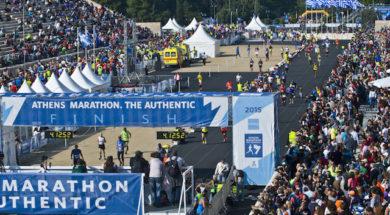 europe, greece, athens, marathonios, 2015