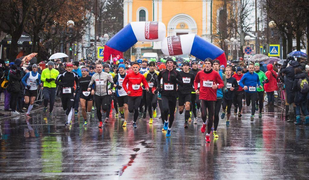 VII Гатчинский полумарафон стал рекордным по числу участников