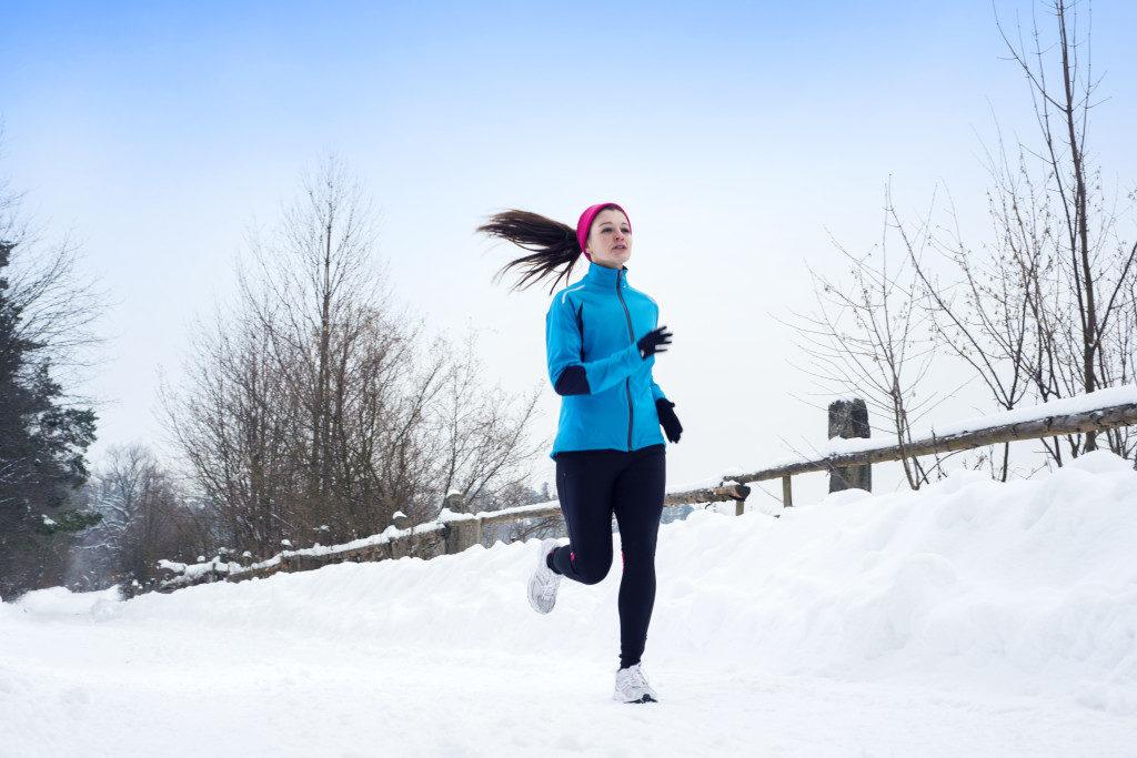 картинка бегущий человек зимой растениеводов волнует