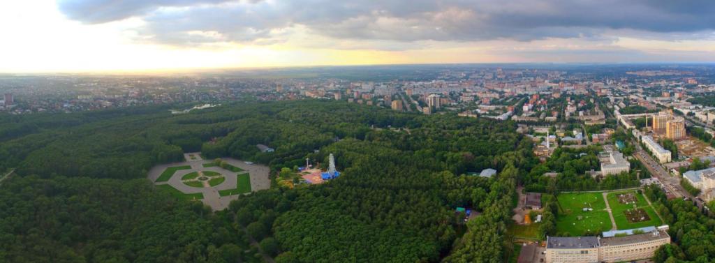 Паркран в Туле приглашает на пробежки каждую субботу в парк имени П.П. Белоусова