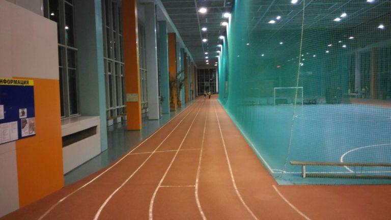 Дворец спорта манеж