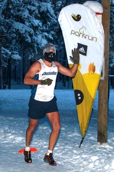 Народная примета: если Андрей Гудков надел шапку – значит, мороз ниже 20 градусов