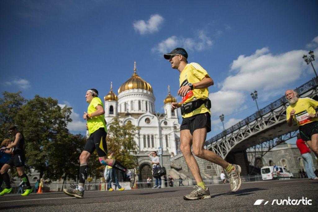 Московский марафон 2015 за 3:31 после травмы ультрамарафона в Гатчине
