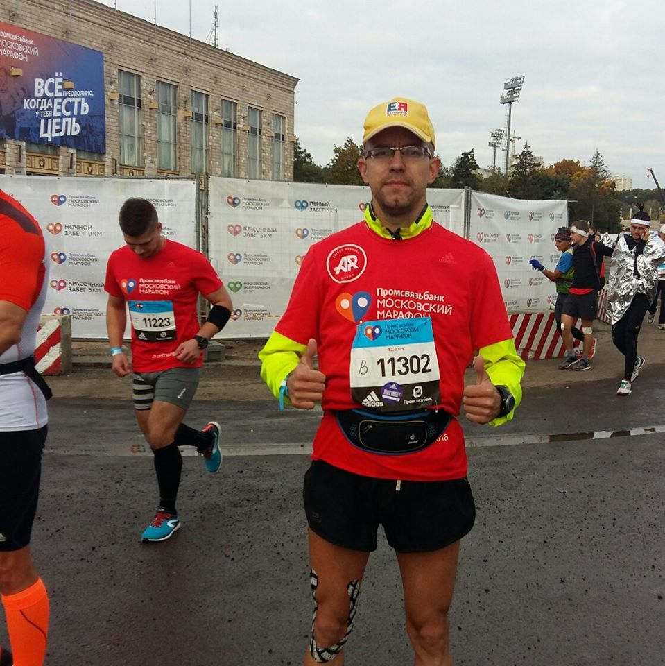 Московский марафон 2016 теперь за 3:10!