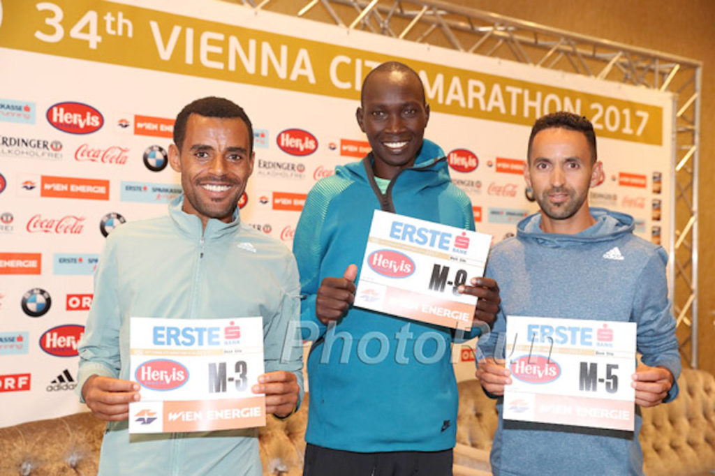 2017 Vienna City Marathon Vienna, Austria April 23, 2017 Photo: Victah Sailer@PhotoRun Victah1111@aol.com 631-291-3409 www.photorun.NET