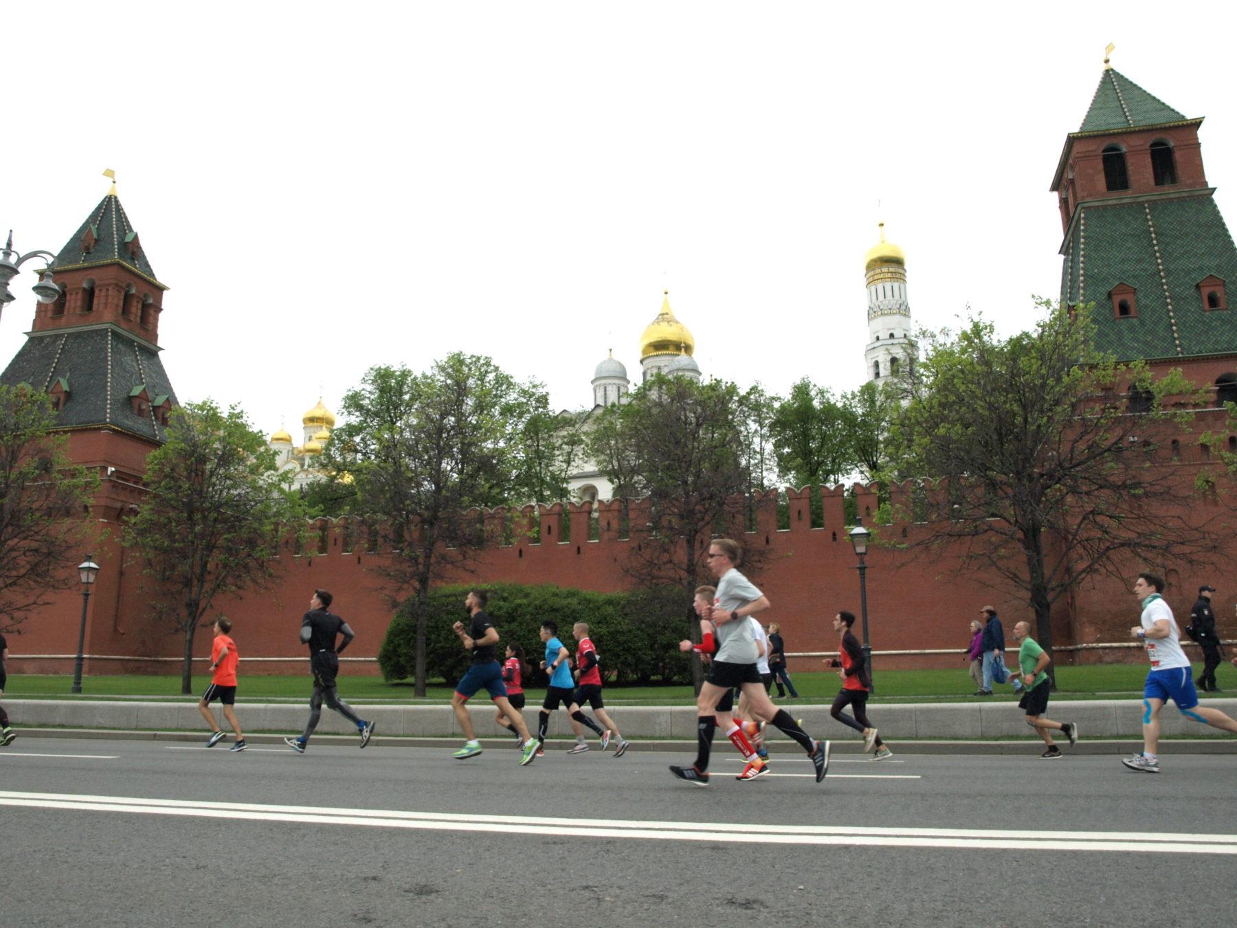 Беговой календарь Россия myRaceland