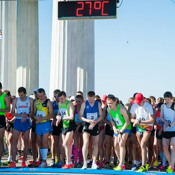 волгоград марафон 2017