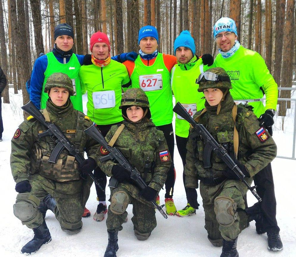Leonid Kokin pacemaker winter