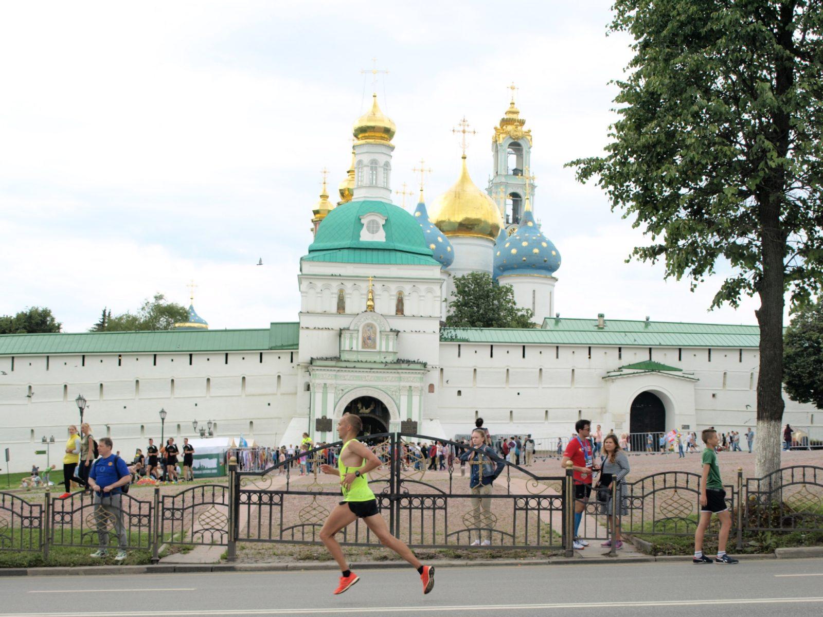 """ПОЛУМАРАФОН """"СЕРГИЕВЫМ ПУТЁМ"""" – 15.07.2017"""