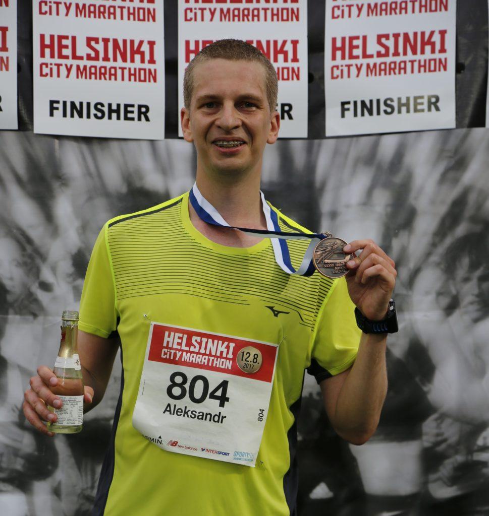 helsinki city marathon 2017 3