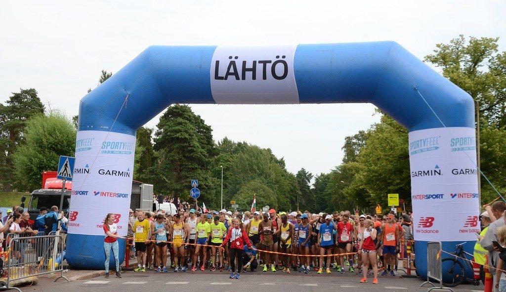 helsinki marathon 2017