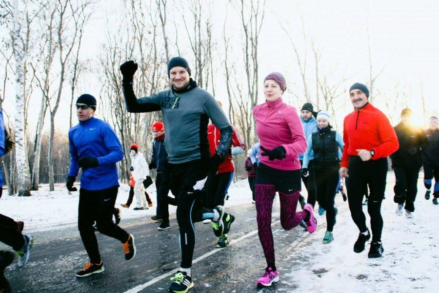 Субботние пробежки parkrun Россия наконец-то снова с нами