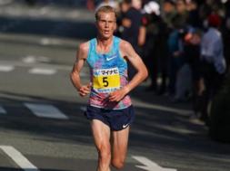 Fukuoka Marathon. New record