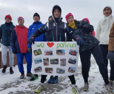 parkrun Volgograd паркран Волгоград