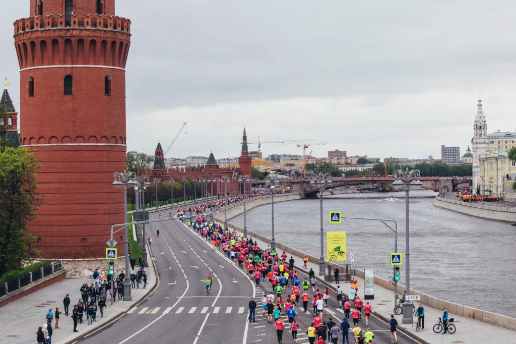 2017.05.21 Moscow Half Marathon - 15