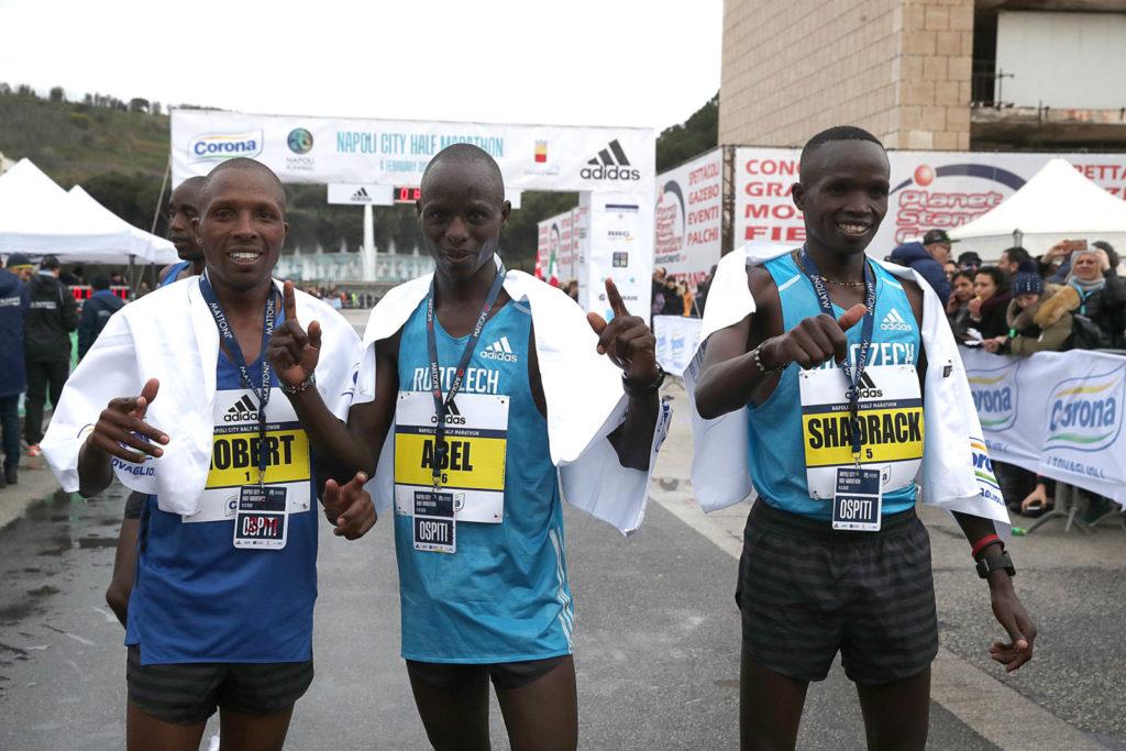 Napoli City Half Marathon2018