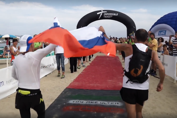 Иван Заборский рекорд Ultramilano-Sanremo