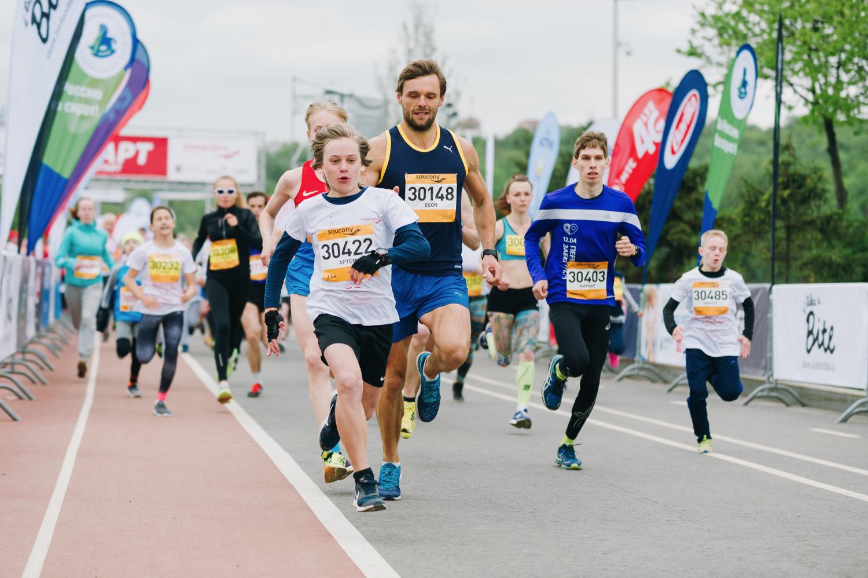Moscow halfmarathon Московский полумарафон