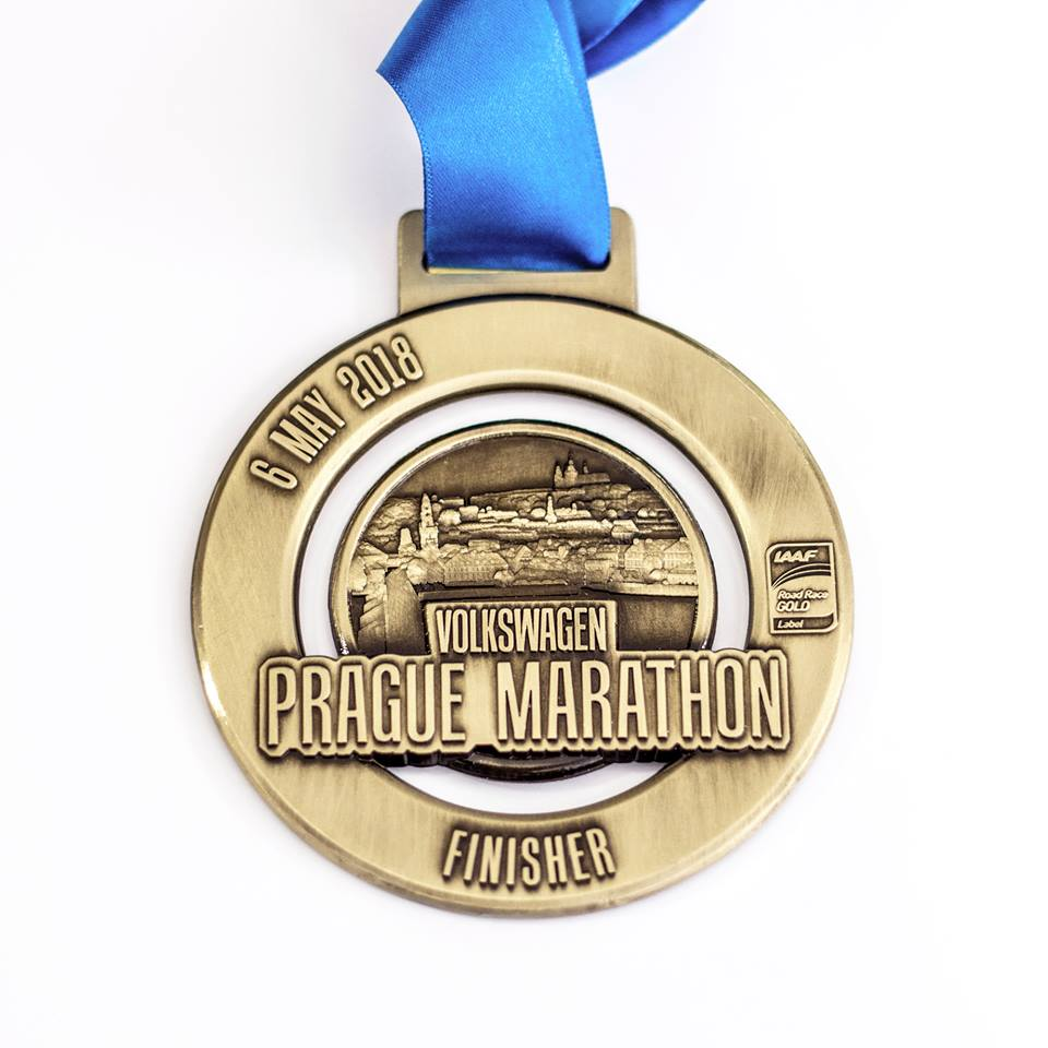 Prague marathon 2018 2
