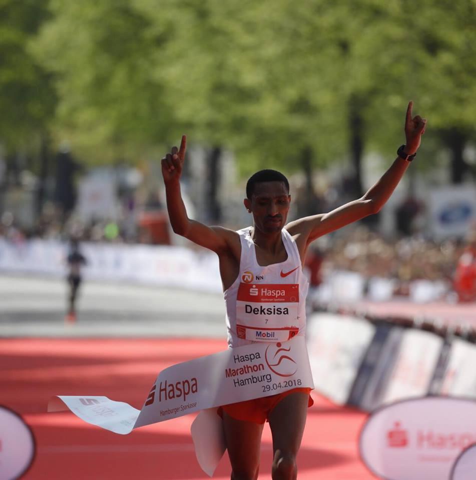 hamburg marathon 2018 deksisa