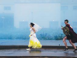 colorrun красочный забег Московский марафон Moscow marathon