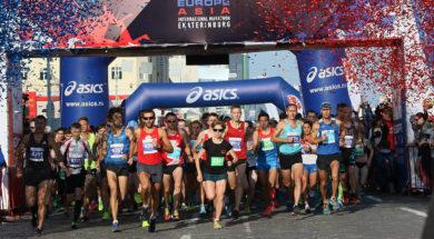 ea marathon 2018 start