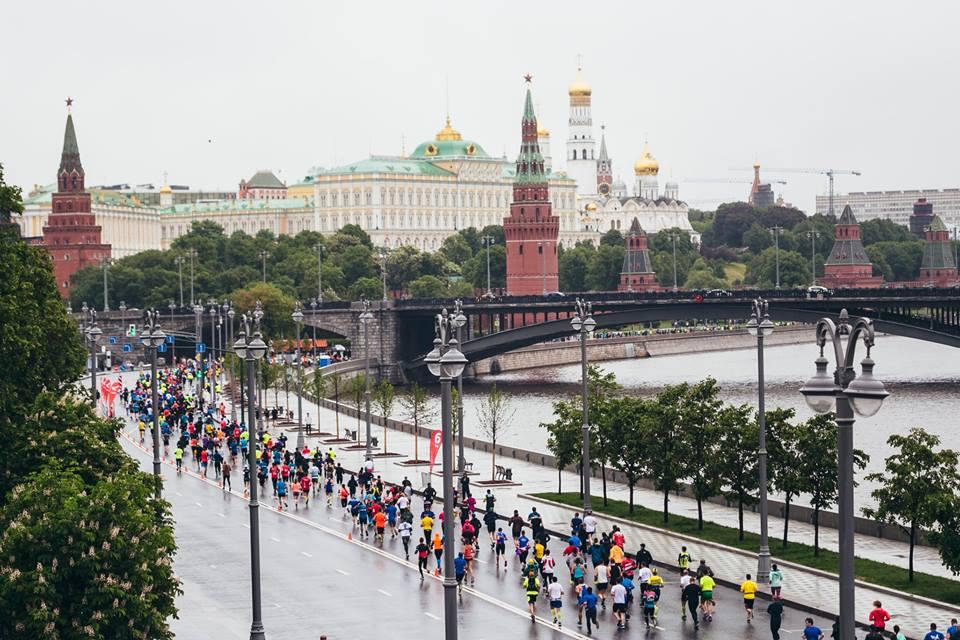 САМЫЙ МАССОВЫЙ ЗАБЕГ РОССИИ АБСОЛЮТ МОСКОВСКИЙ МАРАФОН ПРОЙДЕТ 23 СЕНТЯБРЯ 2018