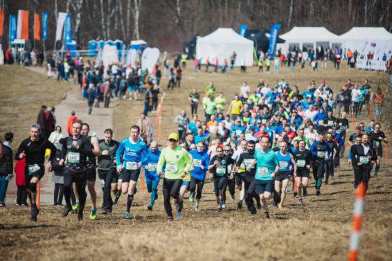 кросс Лисья Гора от Московский марафон