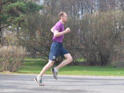 running pano