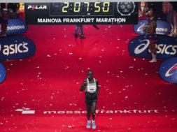 2018 Frankfurt Marathon