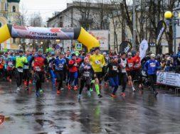 gatchina halfmarathon 2018 1