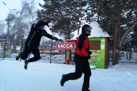 parkrun yakutsk 4