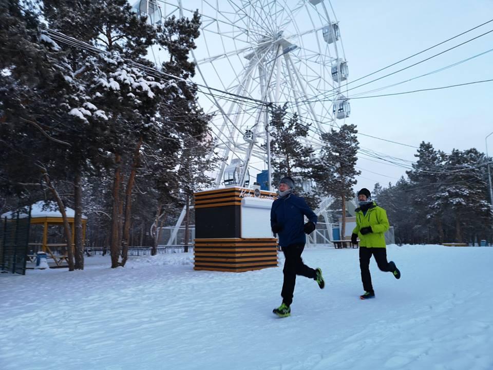 parkrun yakutsk 6