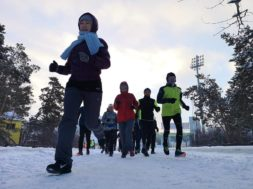 winter running 2
