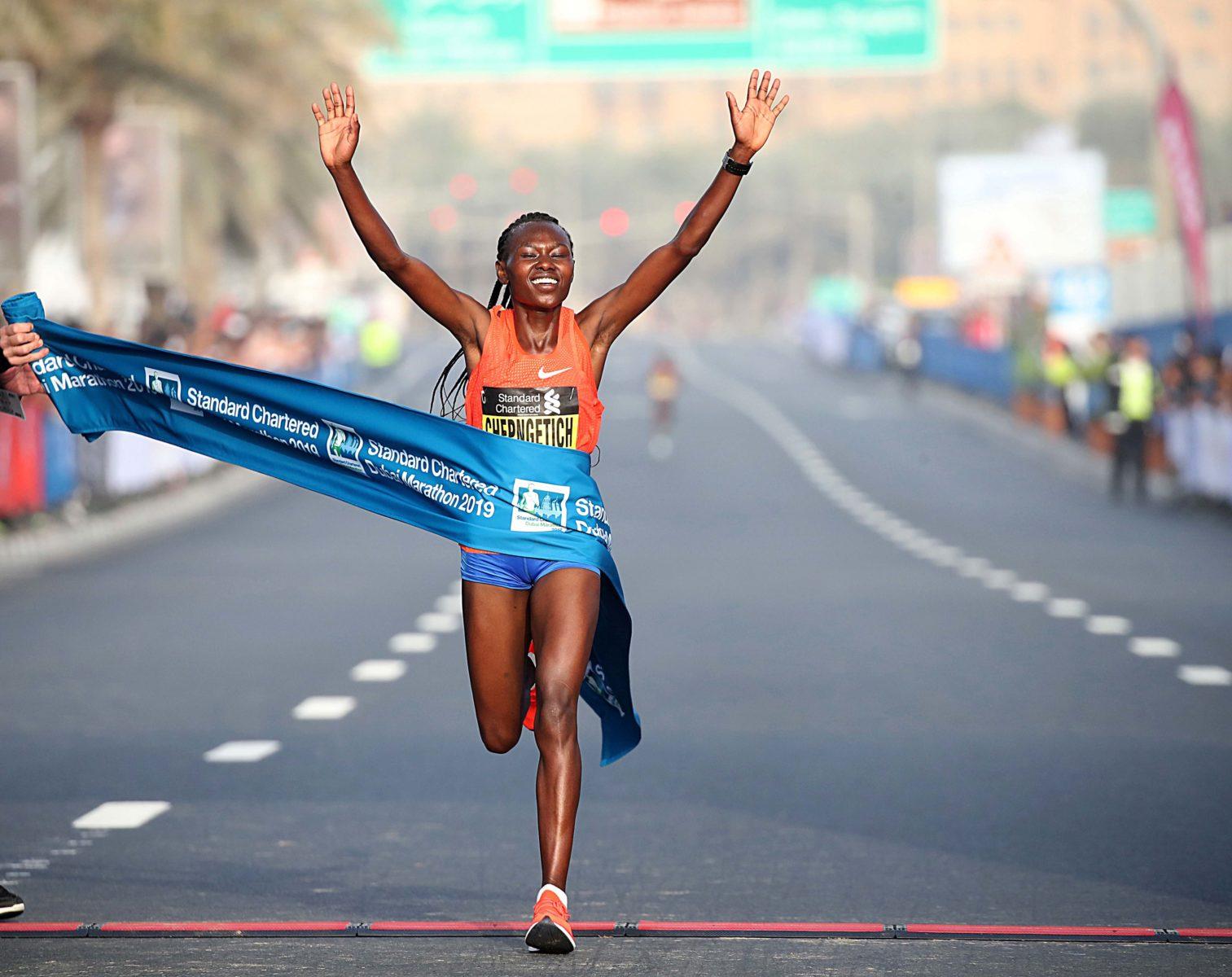 dubai marathon 2019 women