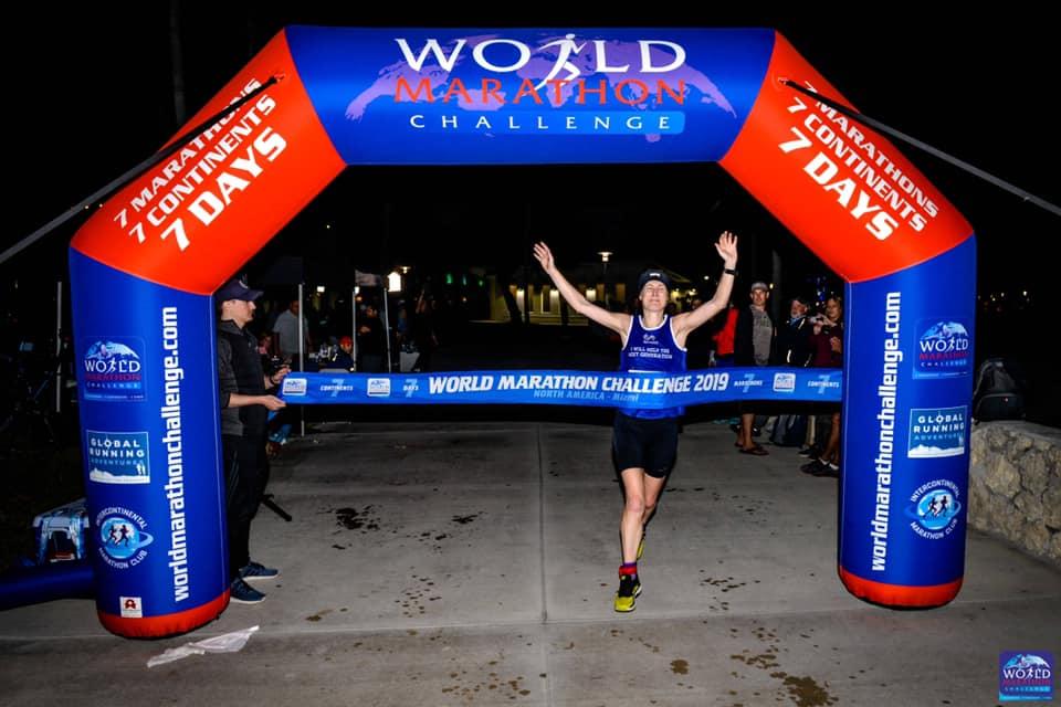 world marathon challenge 2019
