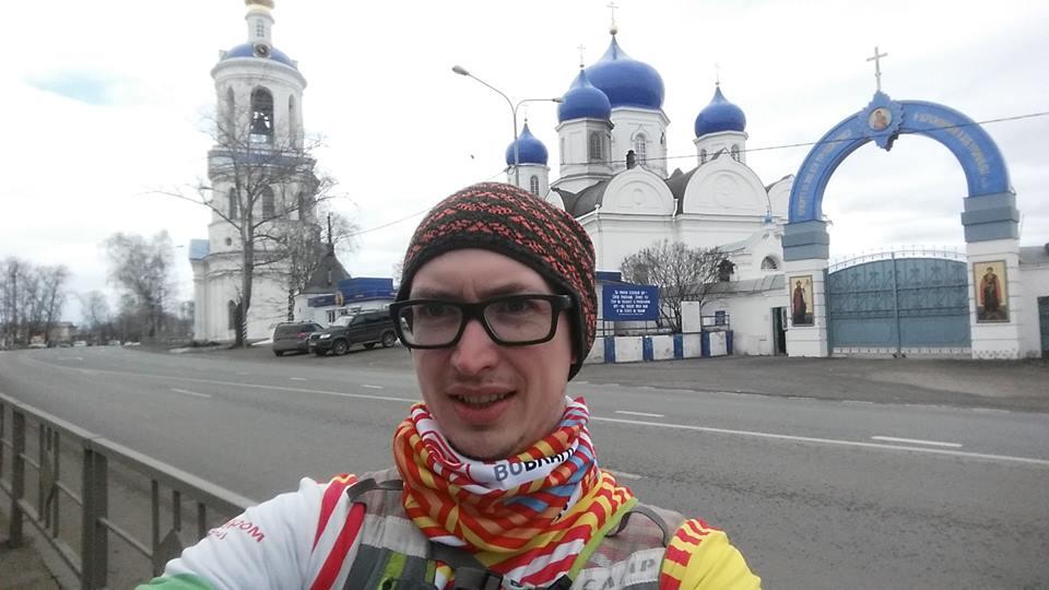 Andrey Grunichev 700 km charity ultramarathon