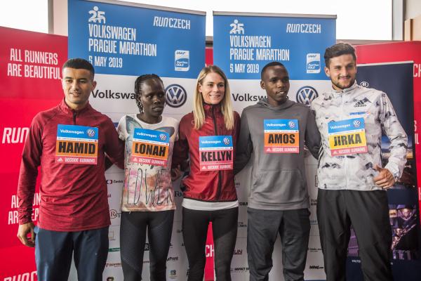 Prague marathon 2019 RunCzech