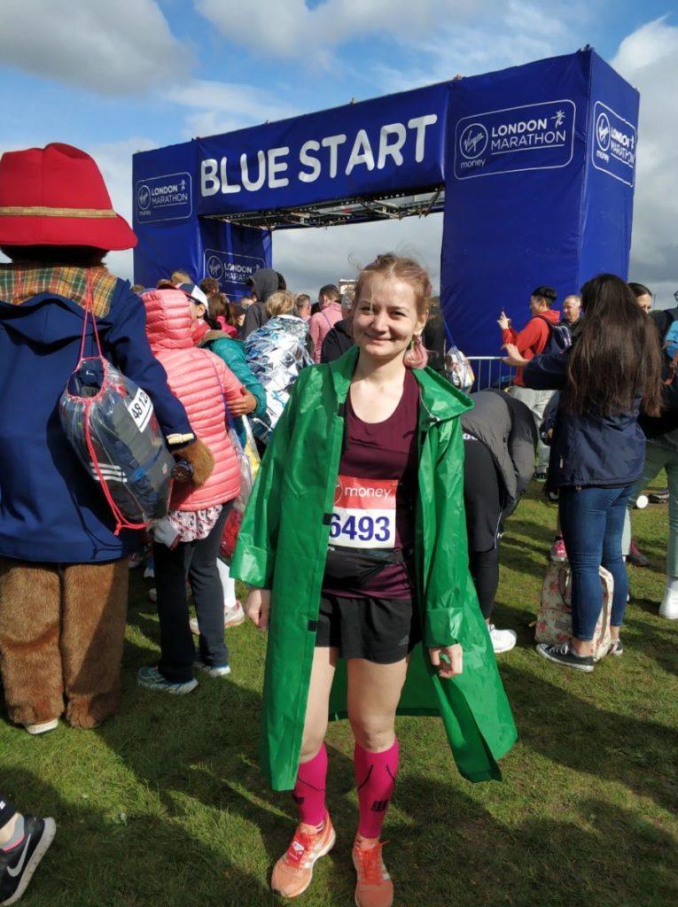 London marathon Лондонский марафон 2019