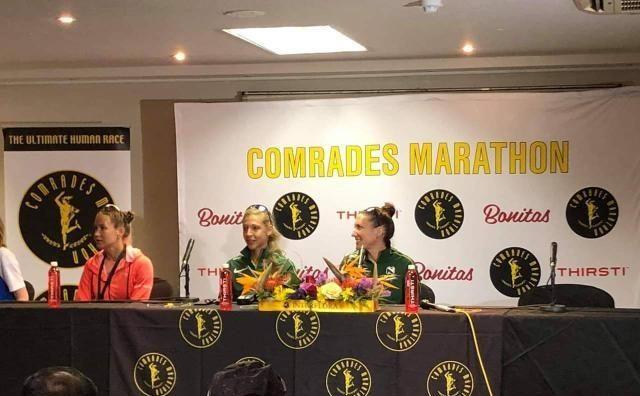 Comrades Marathon 2019 Morosova 1