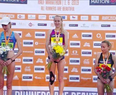 RunCzech EuroHeroes Lilia Fisikovici
