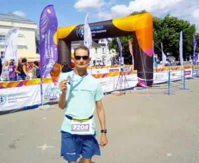 goldenring run pereslavl Pavel Kryssanov 1