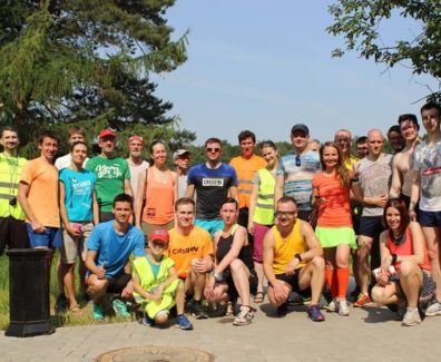 parkrun streshnevo