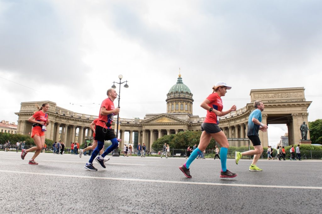 st petersburg running community 2019
