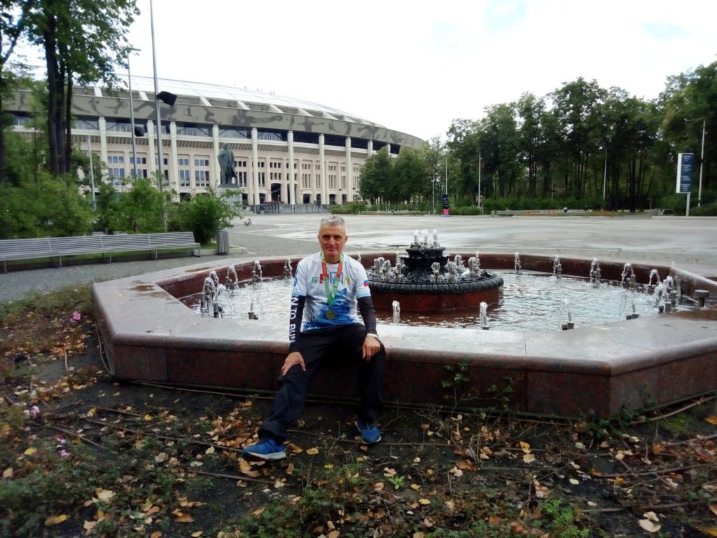 luzhniki halfmarathon 2019 Alexander Sheiko