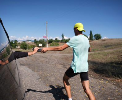 Fedor Shutov тренировки в журу
