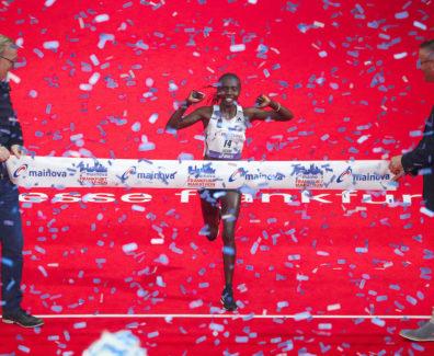 2019 Frankfurt Marathon